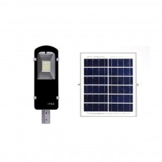 Outdoor LED Solar Light Toothbrush Street Light Solar Power Street Light Outdoor Lighting Garden 20W 30W 50W
