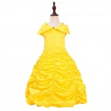 Halloween Princess Bell Skirt Girl Skirt Summer Beauty and Beast Princess Bell Children's Dress