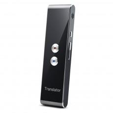 Wireless Pocket Intelligent Multilingual Translator Device for Business Meeting Global Travelling Mini Real-time Translator Interpreter Inter-Translation Device
