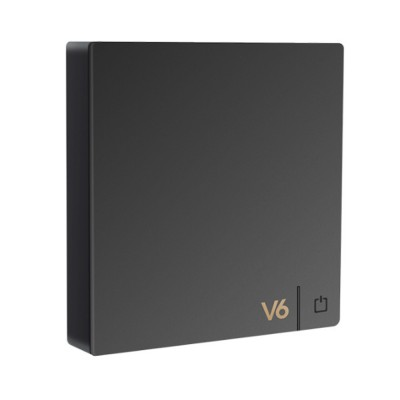 V6 4K Airplay Miracast HD Projection Converter for Indoor Mirroring Display Multifunctional Portable Screen Converter