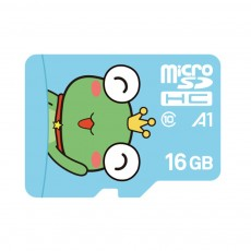 Lovely Micro SD Card for Children's Camera Use Hight Transmission Speed TF Card Large Capacity Memory Card Class 10