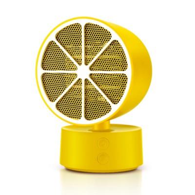 Portable Mini Fan Heater for Office Warming Fireproof Domestic Warm Air Blower Small Size Oscillating Heater Fan