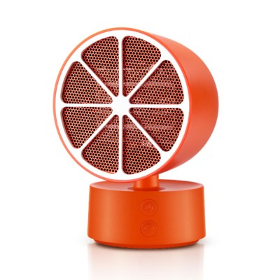 Portable Mini Fan Heater for Office Warming Fireproof Domestic Warm Air Blower Small Size Oscillating Heater Fan