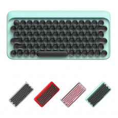 LOFREE Bluetooth Keyboard Retro Style Lofree Dot Mechanical Wireless Keyboard