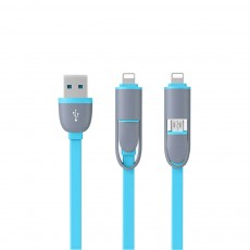 Hanging Basket Combo Data Cable, Apple Android USB Creative Gift Fast Charging Cable