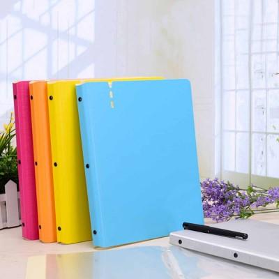 Information Book Folder New Creative PP File Folder, Menu Music Sheet Transparent Insert Folder, File Information File Storage Folder A4 File Folder