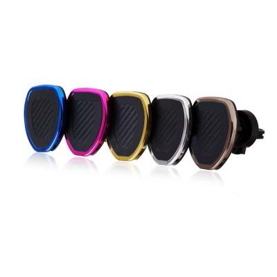 Air Outlet Magnetic Car Phone Holder, Car Lazy Bracket Car Phone Holder, Practical Magnetic Car Phone Holder for Air Outlet