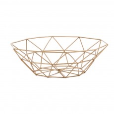 Metal Fruit Storage Basket, Iron Fruit Bowl, Nordic Home Storage Products Snack Storage Basket, Metal Household Organizer Basket
