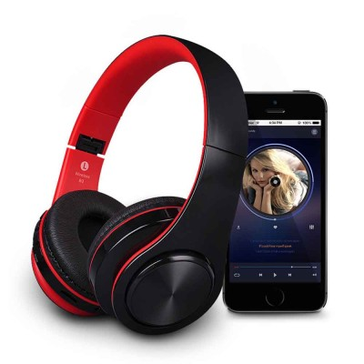 Headset Wireless Bluetooth Headset Card Microphone Gaming Headset Subwoofer Bluetooth Wireless Earphone Headphones