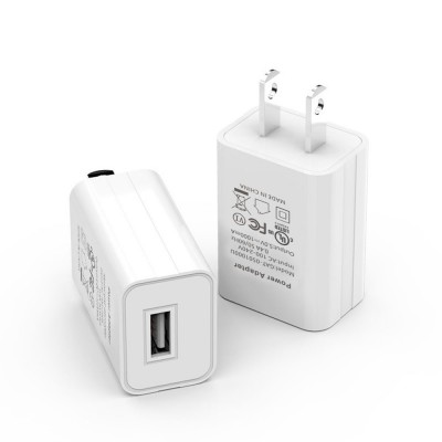 US Standard UL Certified Charger, 5V 1A for Millet Universal USB Charging Head, High Quality UL Adapter Charger