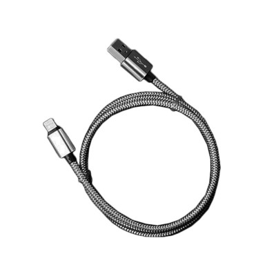 Customized 1 Meter 2 Meters 3 Meters Universal Data Line, Suitable for Apple Millet Huawei Mobile Phone Charging Line 2.4A Power Cable
