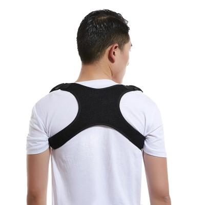 2019 New Adjustable Posture Corrector X-Shape Back Brace Straightener Upper Shoulder Spine Support Belt Unisex