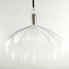 Optical Fiber Jellyfish Chandelier for Outdoors Landscape Park Light Festival Water Resistant and Shockproof LED Landscape Light Outdoor Umbrella Lamp