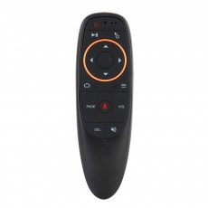 Advanced 17 Keys Air Mouse 2.4GHz Air Remote Control Wireless Voice Control Flymouse with Built-in Gyroscope