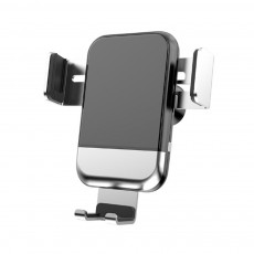 Auto-Clamping Car Air Vent Support Dashboard Car Phone Holder Gravity Sensor Car Phone Mount with 360°Rotated