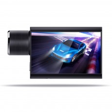 Hidden Car Recorder 1080P HD Dash Cam with Superior Night Model Wide Angle Voice Control G-Sensor Parking Monitor