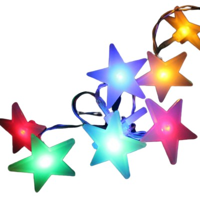 Led Snowflake Bell Christmas Lights Wedding Holiday Home Ceiling Window Door Tree Decoration Led Lights String