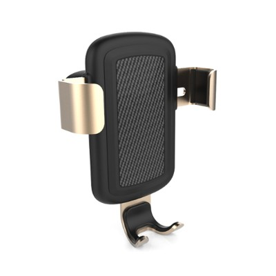 Car Phone Mount for iPhoneX iPhone 8plus Anti-Slip 360°Rotation Air Vent Car Phone Holder with Gravity Sensor