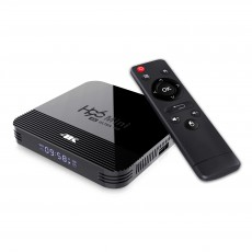 H96 Mini H8 RK3228A TV Box 1GB/8GB Android 9.0 4K Ultra HD IPTV Box with BT4.0 2.4G/5G WiFi