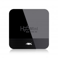 2019 Newest H96 Mini H8 RK3228A 4K TV Box 2GB+16GB Android 9.0 Set Top Box with BT4.0 2.4G/5G WiFi