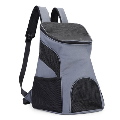 Breathable Pet Carrier Backpack For Small Cats And Dogs With Safety Strap For Travel Hiking  Outdoor Use