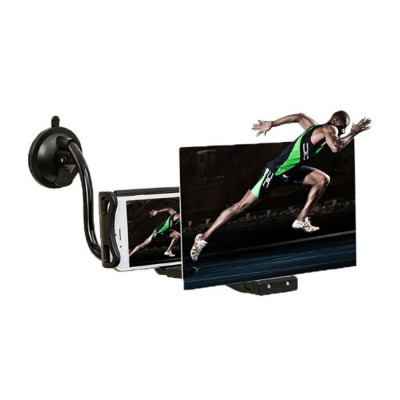 Adjustable Flexible Portable Lazy Cell Phone Support Stand Mobile Phone Tablet Holder And Screen Amplifier