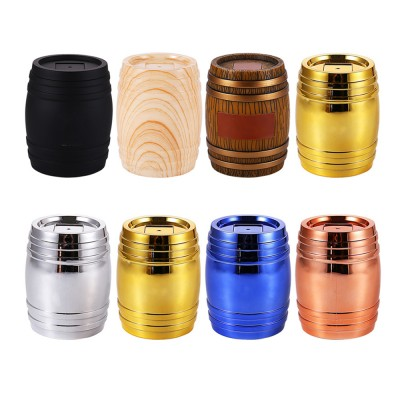 Thicken Dice Cup Fashion Stylish Wine Barrel Shaped Dice Shaker Holder for Playing Dice Games in Bar KTV Nightclub