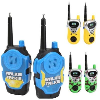 2pack Wireless Walkie-talkie for Kids Gift Parent-children Interactive Wireless Outdoor Interphone Intelligent Long-distance Communication Kids' Toy Walkie Talkie