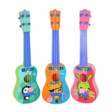 The Octonauts Ukulele for Kids' Gift Choice Simulated Kids' Guitar Environment-friendly ABS Reeled Silk String Ukulele Musical Guitar