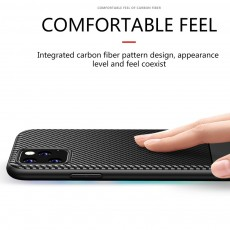 For iPhone 11 Series Case Slim Flexible Soft TPU Cell Phone Case with Micro Convex Ring Design East Disassemble Assemble