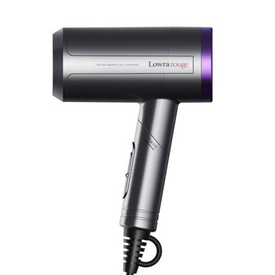 Minimalist Foldable Household Electric Har Dryer Low-Radiation Negative Ion Protection Bioceramic Far Infrared Heating Hair Dryer