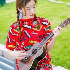 Originality Ukulele Four String 23 inch Guitar with High Level Rose Wood & Head Easy Leaning Ukulele Gift for Beginner