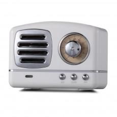 Creative Vintage Radio Model Portable Bluetooth Loudspeaker Box Base Large Battery Capacity Sound Box Stereo