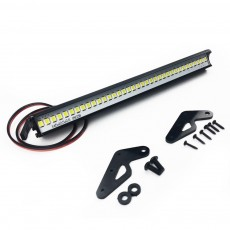 Simulation Climbing Car Lights 36 LED Car Roof Lamp for TRX 4 SCX10 90046 D90 Jeep Car Accessory for Night Outdoor Driving