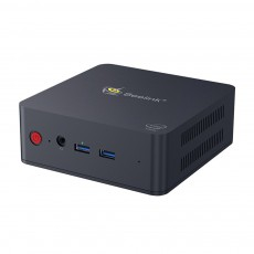 Beelink L55 Intel Mini PC Windows 10 Desktop Computer with Dual-Band Wi-Fi Bluetooth 4.0 Better Display and Four USB Port