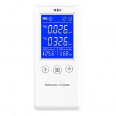 Multifunctional Air Detector for Family Use Indoor Professional Air Quality Detecting Instrument Formaldehyde Measuring Instrument