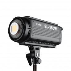 GODOX SL150W Dimmable Photo Light Non-flickering Noiseless Fill Light with Low Consumption for Photography and Video Shooting