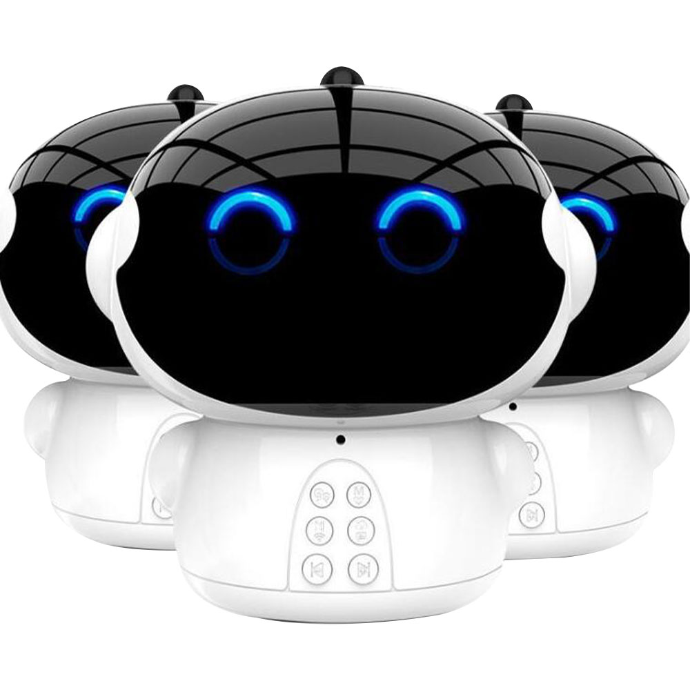 Educational Smart Robot for Children Early Childhood Learning Machine Support Wifi Chatting Music Story Kinds of Knowledge and Rich Functions
