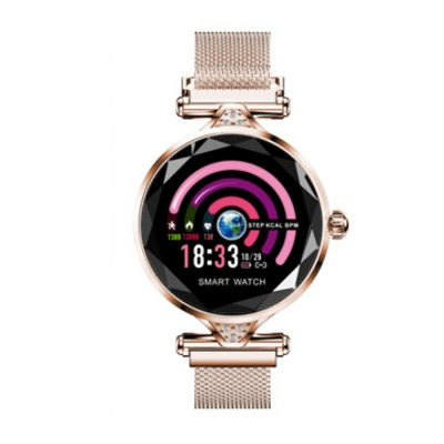 Multifunctional Smart Wrist Watch for Women Daily Wear Fashionable and Smart Bracelet Bluetooth Colorful Screen Wristwatch