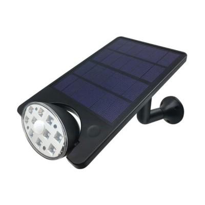 Solar Energy Ultra Thin Wall Lamp for Lawn Lighting Decoration Body Sensing Flat Panel Lawn Light Ultrathin Waterproof Lawn Lamp