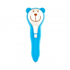 Cartoon Bear Three-dimensional Printing Pen for Baby Use Low Temperature and Environment-friendly Doodle Pen DIY Plastic Pen