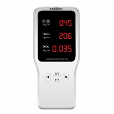 JBL Professional Stable Quick Household PM2.5 TVOC Formaldehyde Air Quality Detector with Intelligent Chip Large HD Screen