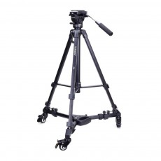 Yunteng DOLLY900 Casters Professional Tripod Pulley Base Universal SLR DV Camera Ground Wheel Tripod Dolly