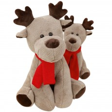 Creative Elk Christmas Doll Plush Toys Elk Dolls Girls and Children's Gifts Black Friday SALE