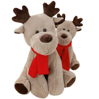 Creative Elk Christmas Doll Plush Toys Elk Dolls Girls and Children's Gifts Black Friday SALE