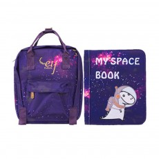 MY FIRST BOOK Space Book Limited Edition Children's Early Education Book Three-dimensional Cloth Book