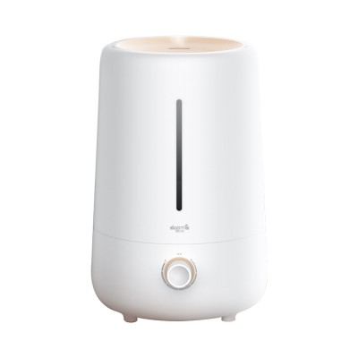 DEERMA Mini Air Humidifier for Bedroom Office Large Capacity Silent Air Moistener Stepless Adjustment Atomizing Humidifier