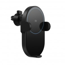 Xiaomi Car Wireless Charger Phone Holder 20W Wireless Air Vent Mount with Auto Clamping and Infrared Smart Sensor for MI