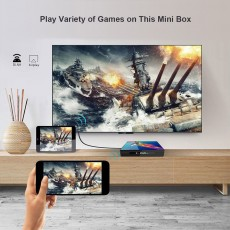 A95X R3 Set Top Box for Family Use Online High Definition Video Player Powerful Performance Smart TV Box
