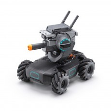 DJI RoboMaster S1 FPV Camera Car Radio Control Vehicle Rc Car Educational Robot AI Module Support Scratch 3.0 Python Programme
